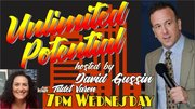 TUNE IN: Wednesday, October 7, 7PM ~ Unlimited Potential on Zoom