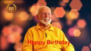 Geburtstags -Premiere Video-Lebensumstände erfolgreich verändern