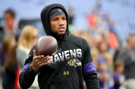 Marlon Humphrey 'Can't Thank God Enough' After Signing 5-Year, $98 Million Extension With Baltimore Ravens