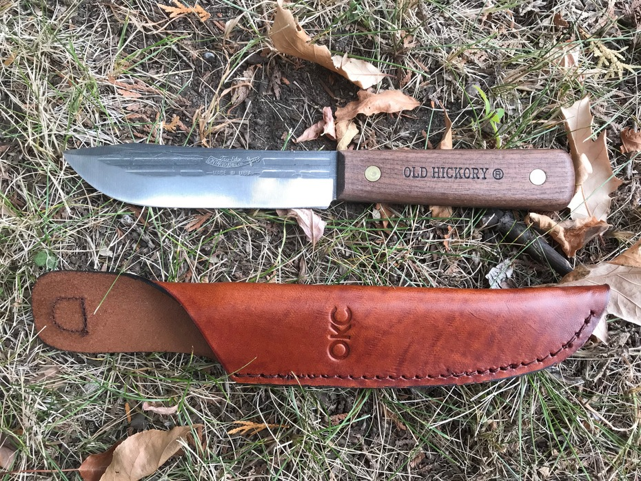 Old Hickory Hunting Knife