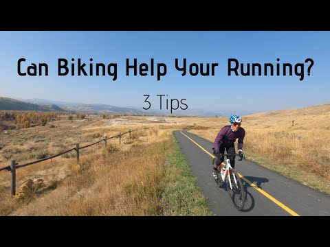 Can Biking Help YOUR RUNNING: 3 Tips