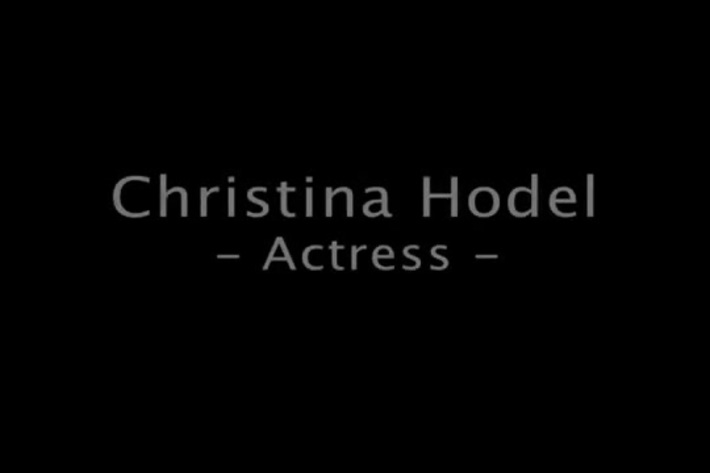 Actress Demo Reel - Christina Hodel