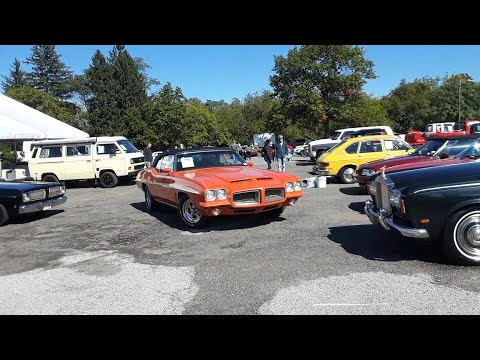 Classic Car Shopping With Pam At the 2020 Fall Carlisle Auction 1 AMC to Volkswagen