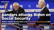 Biden on Social Security