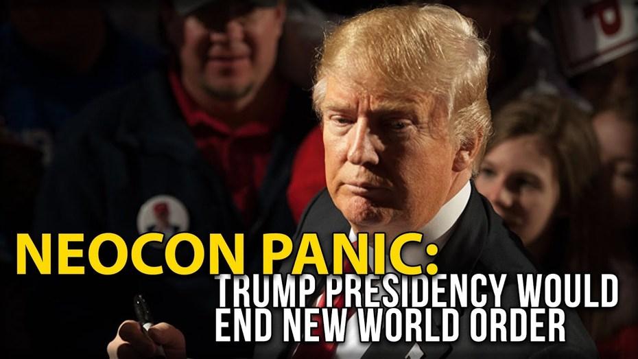 NEOCON PANIC