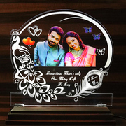 Order Personalized photo Lamps Online in India - Indiagift