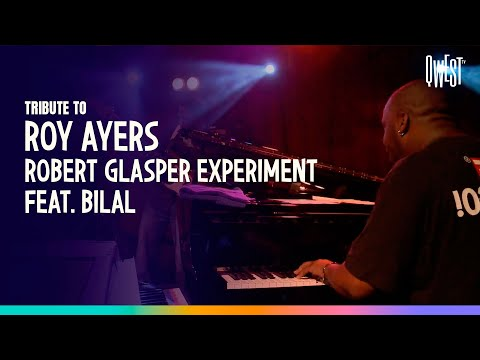 Robert Glasper Experiment - Everybody Loves The Sunshine (Tribute to Roy Ayers ft. Bilal) | Qwest TV