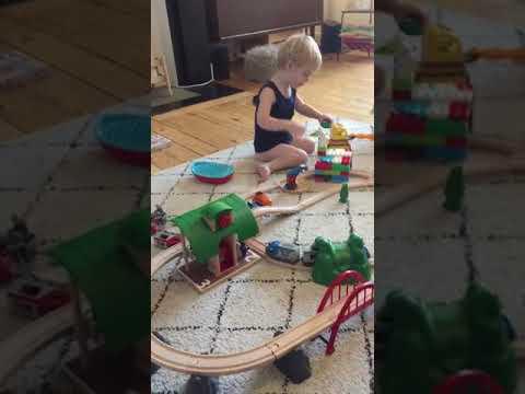 Arthur a aussi un réseau... mais de chemin de fer