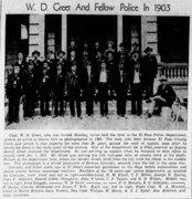 El Paso Police - 1903