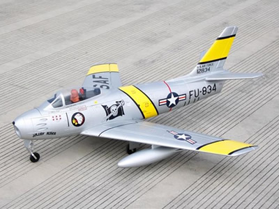 FREEWING F-86 EDF REVIEW