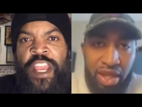 Mysonne elaborates on Ice Cube &  the President