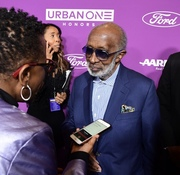 """Interviewing """"The Black Godfather"""", Clarence Avant"""