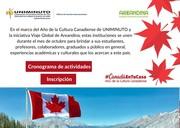Año de la Cultura Canadiense de UNIMINUTO - Colombia