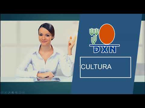 Cultura DXN por Marta Cari