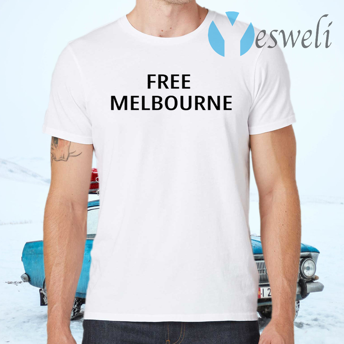 Free Melbourne T-shirt