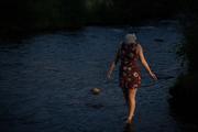 A Kenni River B