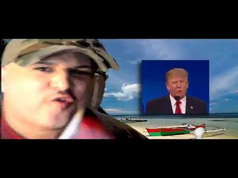 Greatest Donald Trump Salsa Song Ever- The Latino Trump Anthem by Ruben Obed- Official Music Video