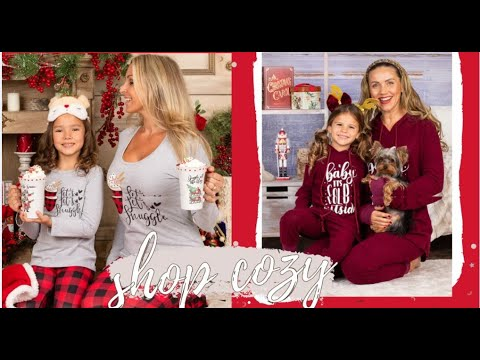 Fall/Winter Mommy & Me Pajamas