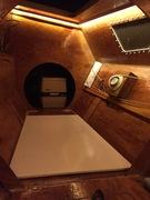 Cabin LED lighting
