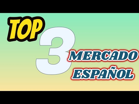 TOP 3 ACCIONES MERCADO ESPAÑOL