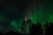 Norrskenskvällen i fredags