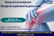 Get Back To Normal Life With Knee Replacement Surgery In India