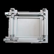 Steel blind plate