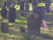 Gather and Explore: The Old Burial Ground in Bethany