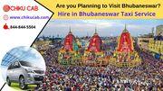 Are you Planning to Visit Bhubaneswar-Chikucab