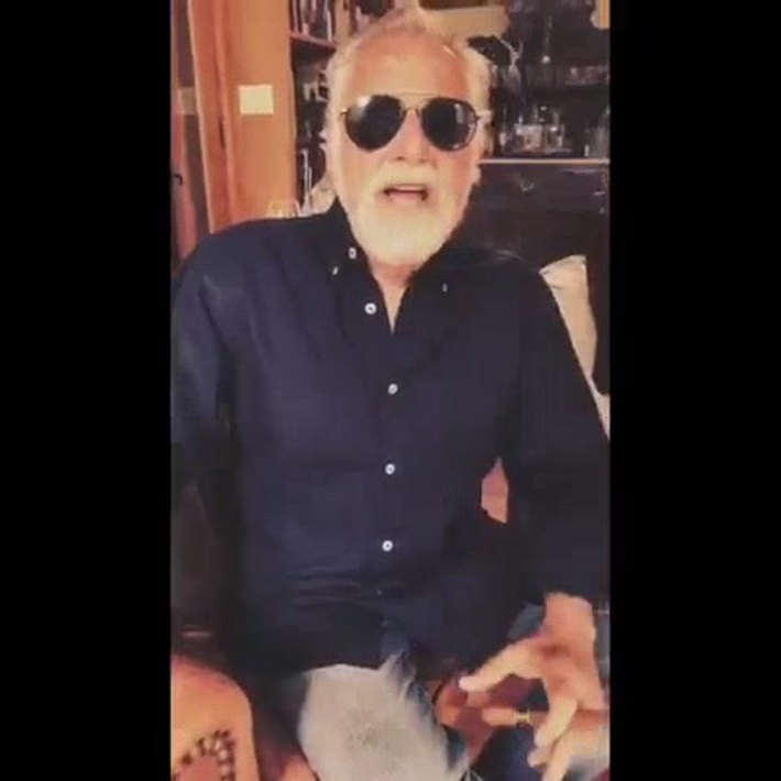 Jonathan Goldsmith video message