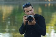 Βιντεοσκοπώντας στη λίμνη Καϊάφα