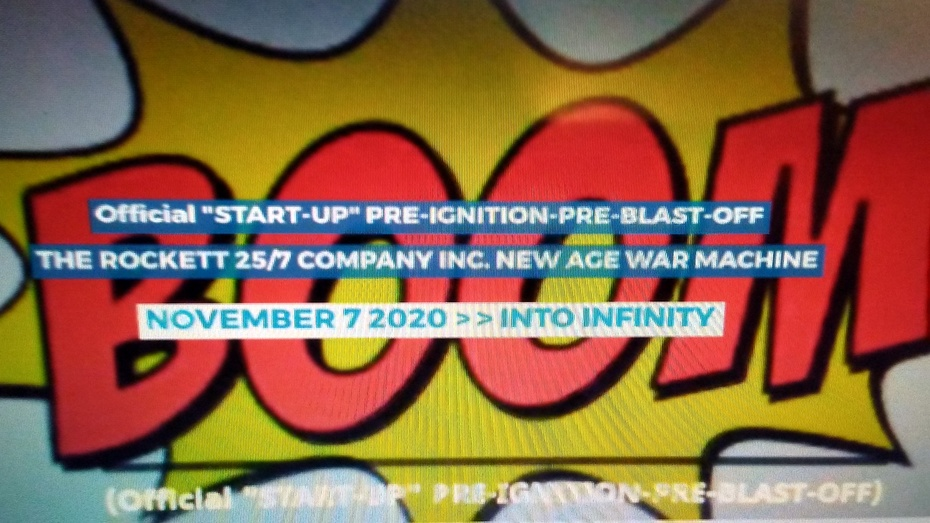 """(Official """"START-UP"""" PRE-IGNITION-PRE-BLAST-OFF) - BUZZEZESOCIAL.NING.COM"""