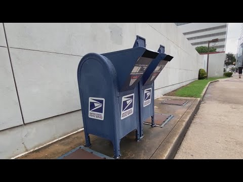815 mail-in ballots found in sweep of Texas USPS processing facilities