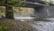 Parkway Bridge over the Oconaluftee River
