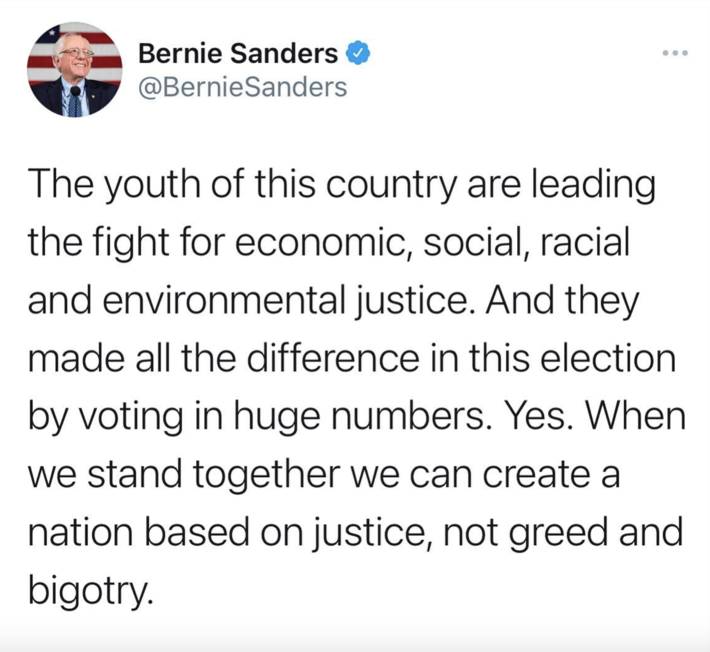 """""""The youth of this country..."""""""