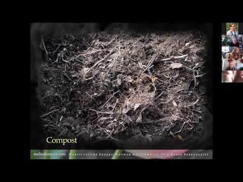 Melinda Myers on Fall Gardening - Thursday Snack Program