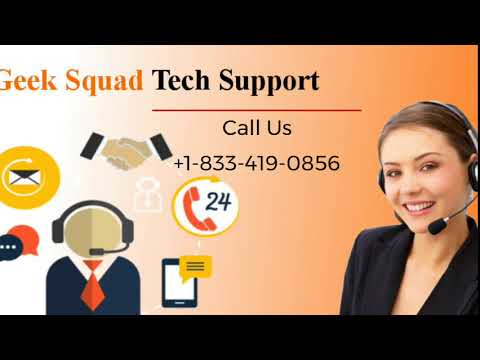 How to Get Geek Squad Tech Support for Technical issues in Gadgets – Geek Tech Support