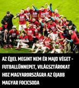 Ünnepelnek a magyarok