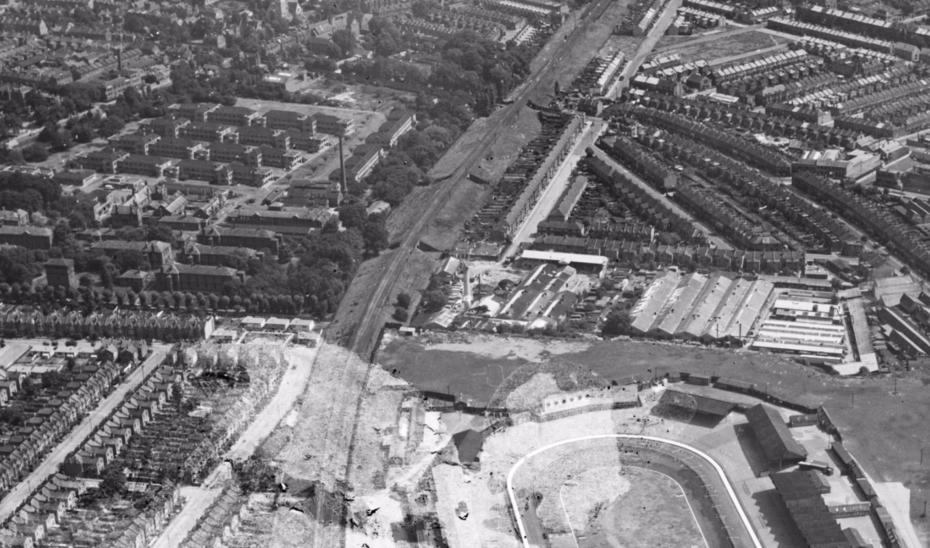 The St Ann's Hospital Railway Tunnels