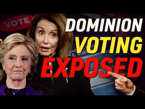 2.7 Million Votes Potentially Lost; Dominion Voting Strong Ties to CCP and Dems  Beyond The Noise