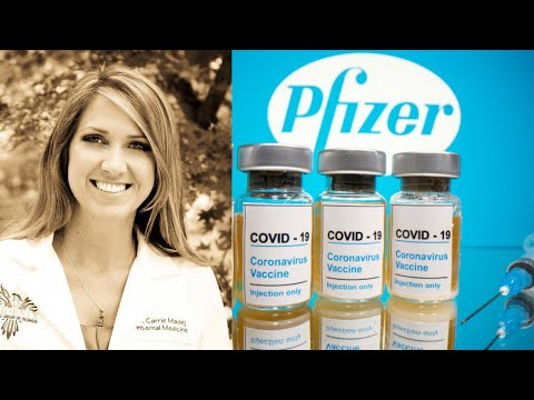 A History Of Vaccines To The Present Pfizer COVID Vaccine & Their Dangers With Dr. Carrie Madej