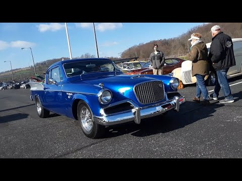 Chariots Of Fire Turkey Run Car Show Video 3