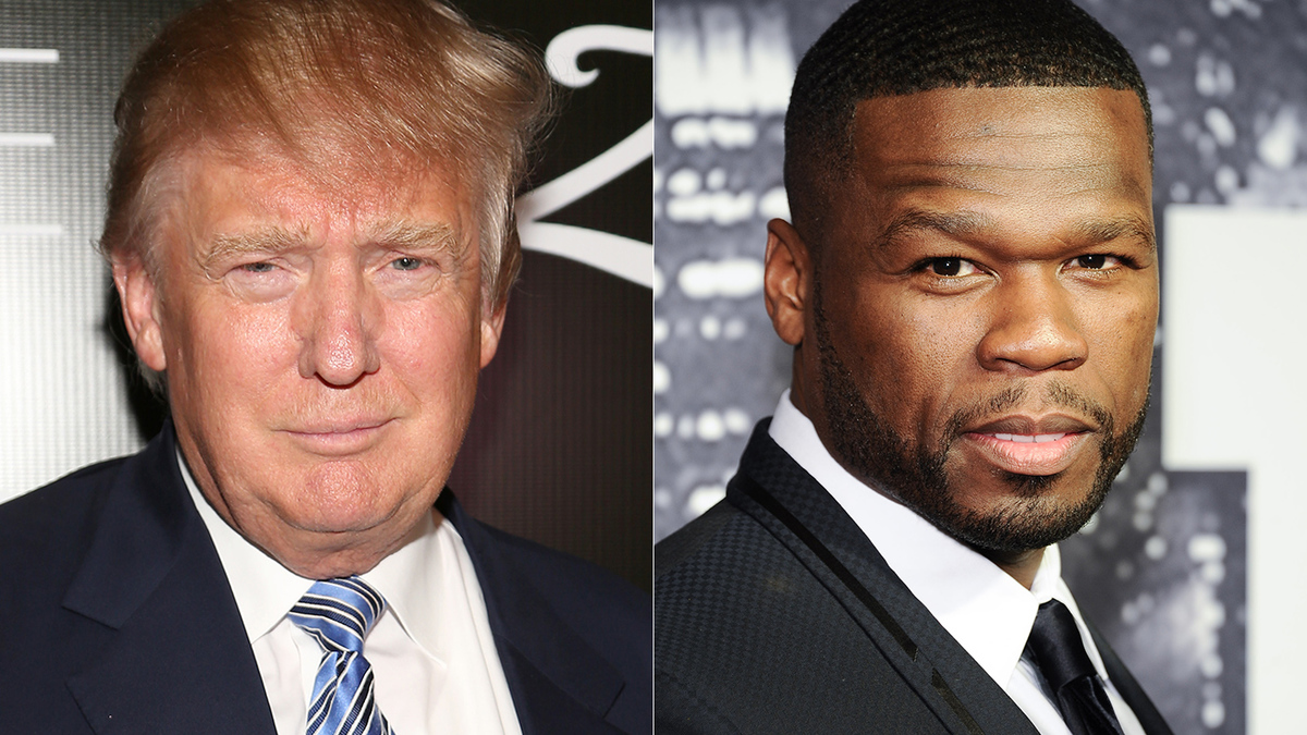 50 Cent Turned Down $1 Million Dollars From Donald Trump