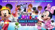 Disney Junior Dance Party On Tour! – Newark, NJ