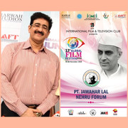 Chief Scout For India Sandeep Marwah Spoke on Children's Day