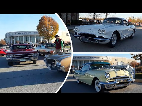 AACA Special Fall Nationals Driving Onto the Field Video 2