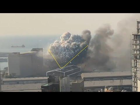 LA EXPLOSIÓN DE BEIRUT: LA RECONSTRUCCIÓN DEL DESASTRE