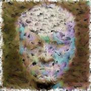 Wm Blake Death Mask 1