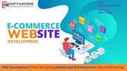 ecommerce website Design and development company in jaipur, India