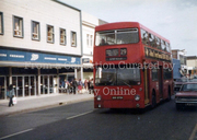 Boots in the 'wrong' place - Wood Green High Road, May 1981
